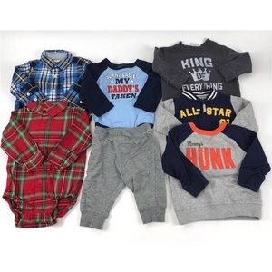 Other - 🌟Boys 6 Month 7pc Lot🌟